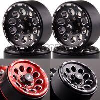 "10 Holes RC 1/10 Aluminum 1.9"" Wheel Rim 1064 For Rock Crawler Axial Traxxas HPI"