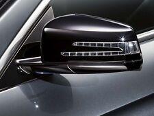 2 mercedes benz exterior exterior espejo de adorno carcasa a b c cla CLS e GLA s GLK