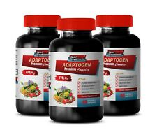 dietary supplement - ADAPTOGEN PREMIUM COMPLEX - energy boosting supplement 3B