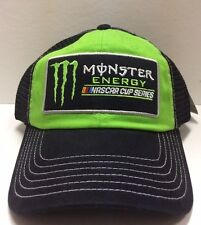 Monster Energy Nascar Cup Series Racing Trucker Hat Snapback - Free Ship