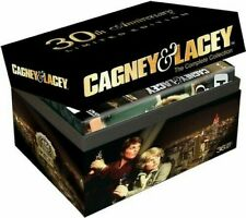 Cagney and Lacey The Complete Series 32 Disc 30th Anniversary Limited DVD