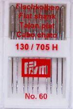 10 Qualitäts Nähmaschinennadeln 130/705 Stärke 60er Nadeln Prym 151541 (0,45€/1S