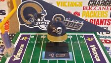 NFL Mad Lids Los Angeles Rams Mini Cap with display stand & sticker sheet set