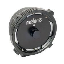 Metabones PL al adaptador de montaje-Sony E (negro Mate) T