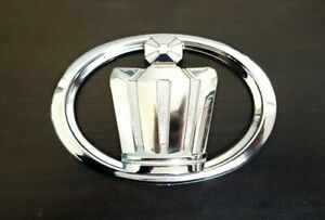 TOYOTA Crown Rear Oval Emblem MAJESTA ATHLETE UZS186 GRS184 URS206 GRS204