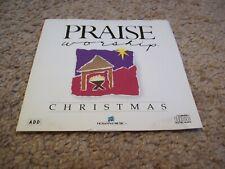 Hosanna Worship - Christmas CD *RARE* 1990 Integrity Don Moen