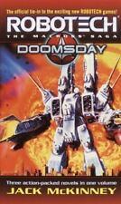 Robotech: The Macross Saga: Doomsday (Vol 4-6) by McKinney, Jack