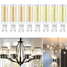 G9 LED Bulb Capsule Light 10W Replace Halogen Lamp Warm Cool White Corn Bulbs A+