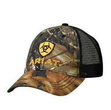 a1e729d87d778 Ariat Camouflage Baseball Cap Hats for Men for sale