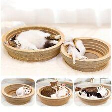 Cat Scratching Lounge Board Corrugated Cardboard Scratcher Cat Scratch Pad @pp