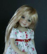 """BJD'S & Other Dolls """"Debbie"""" Wig Sizes 5-6, 6-7, 7-8,8-9"""