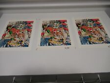 Jeff Koons Original Test Shots for Easyfun-Ethereal Guggenheim Chelsea NYC 2002
