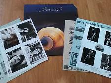SNAIL-LP(CREAM-USA)+PRESS/2xPHOTOS