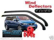 Opel / GM / Vauxhall ZAFIRA A 5D Wind deflectors 2.pc HEKO 25339 for FRONT DOORS