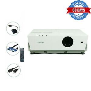 3LCD Gaming Projector 3500 ANSI HD 1080i for Golf Race Flight Simulator w/bundle