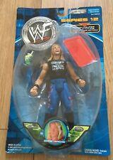 WWE WWF AEW CARDED RARE JAKKS VINTAGE Chris Jericho figure 2001