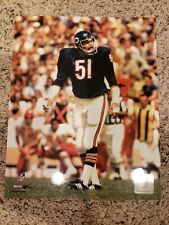 Dick Butkus Chicago Bears Photofile 8x10 Color Photos