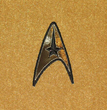 Star Trek TOS Command Insignia 1st Season version patch cosplay