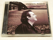 Jimmy Webb Just Across The River CD [Guest appearance by Glen Campbell]