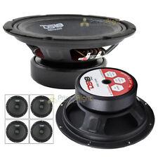 "New listing 4 Ds18 Pro-Gm8 8"" Inch Mid Range Loudspeaker 580W Watts Max Power 8 Ohm Midbass"