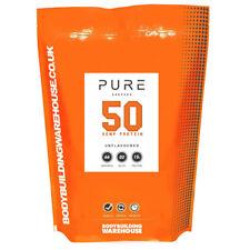 BBW Pure Hemp Protein 2kg - 100% Natural Vegan Protein Powder Vegetarian Shake