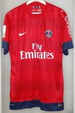 Match worn shirt jersey PSG France Ibrahimovic Juventus Inter Barcelona MU