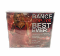 Dance Top 100 Best Ever Volume 2 CD Set Import In the Mix T-Spoon New Sealed