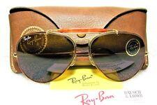 "Ray-Ban USA *NOS Vintage B&L Aviator ""Tortuga"" Outdoorsman *B-15 *NEW Sunglasses"