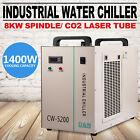 CW-5200 INDUSTRIAL ENFRIADOR DE AGUA ENGRAVING MACHINE CO2 LÁSER TUBO 130/150W