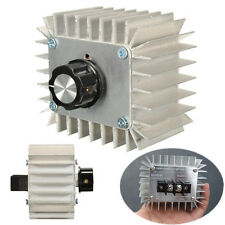 220V AC 5000W SCR Voltage Regulator Motor Speed Control Lamp Dimmer Thermostat