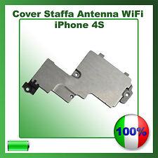 COVER METALLICA ANTENNA WIFI WI FI PER APPLE IPHONE 4S STAFFA SCHERMATURA