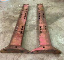 Farmall 560 Row Crop Diesel Or Gasoline Tractor Right Amp Left Frame Rails Pair