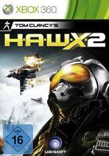 XBOX 360 Tom Clancy's H.A.W.X. 2 tedesco HAWX 2 guterzust.