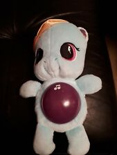 Playskool My Little Pony Glow light up bedtime nightlight singing soft toy