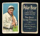 1909-11 T206 Baseball Cards 75