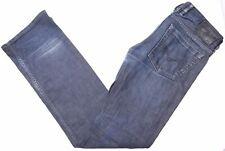 Diesel Para Hombre Jeans W29 L34 Azul Algodón recta Zatiny GT04