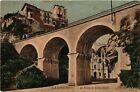 CPA Monaco - La Condamine - Le Ravin de Sainte-Devote (476679)