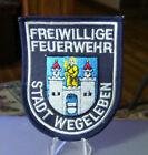 Freiwillige Feuerwehr Stadt Wegeeleben Patch