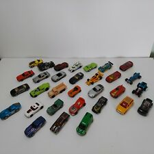 Lot of 31 Vintage Hot Wheel Diecast Cars and Trucks - See List Below