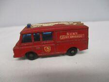 VINTAGE MATCHBOX #57 LAND ROVER FIRE TRUCK