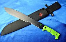 BIOHAZARD ZOMBIE SURVIVAL MACHETE KNIFE