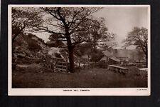 Parbold - Hunters Hill, between Wigan & Ormskirk - real photographic postcard