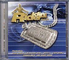 Reggae Dancehall Music Riddim Rider Vol 21 Top Flossing Ragga Various Sealed CD
