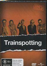 TRAINSPOTTING - Ewan McGregor, Ewen Bremner, Jonny Lee Miller  - DVD
