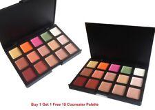15 Colors Concealer Palette Kit Face Makeup Contour Cream With Brush Cl2