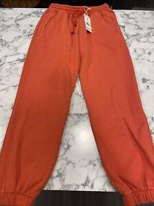 Adidas Dyed Pants Hazy Copper HB8050 Sweatpants Medium Joggers Cotton
