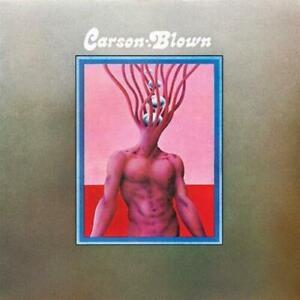 Carson Blown 8 Extra Tracks Remastered Digipak CD NEW
