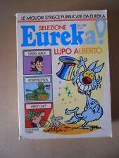Eureka Selezione n°50 1983 Lupo Alberto Corno   [G734B] BUONO di resa