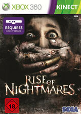 Microsoft XBOX 360 Spiel xbox360 Game RISE OF THE NIGHTMARES Kinect PAL-VERSION