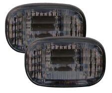TOYOTA AVENSIS 03-09 CRYSTAL BLACK SIDE LIGHT REPEATER INDICATORS